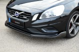Front spoiler, carbon LSVV-S60R-06-CA